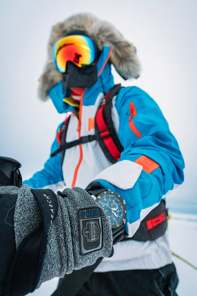 Journey to Extremes: Polar Adventurer Eric Larsen and Citizen Promaster